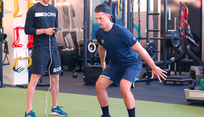Strength and Conditioning testing for athletes